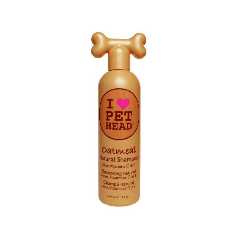 Champo para Cão Pet Head Oatmeal