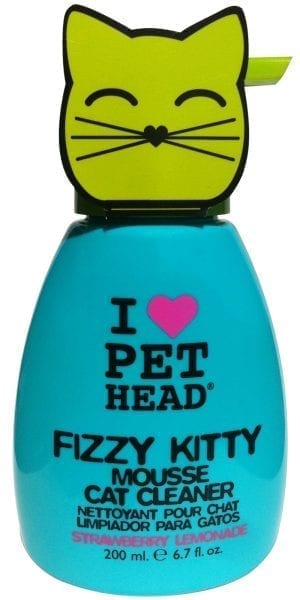 Champo para Gato Pet Head Mousse