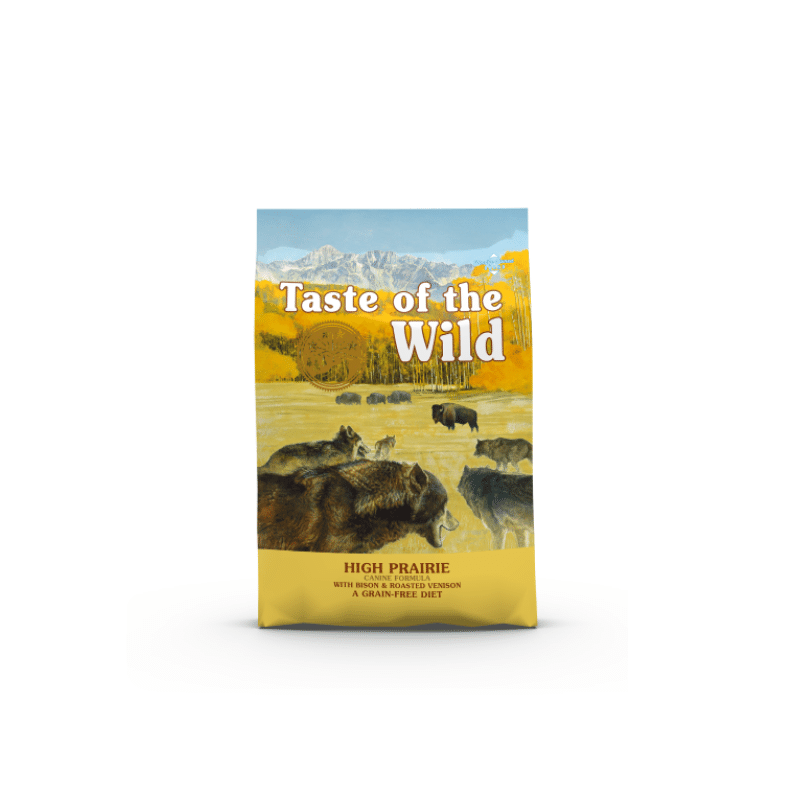 Taste of the Wild High Prairie Adult Venison & Bison