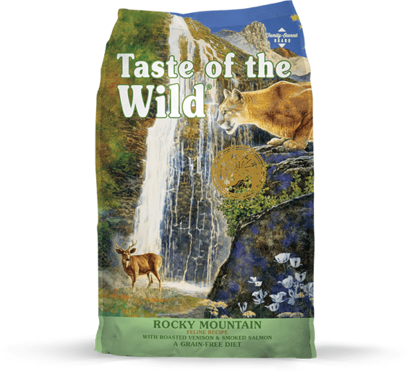 Ração para Gato Taste of the Wild Cat Rocky Mountain