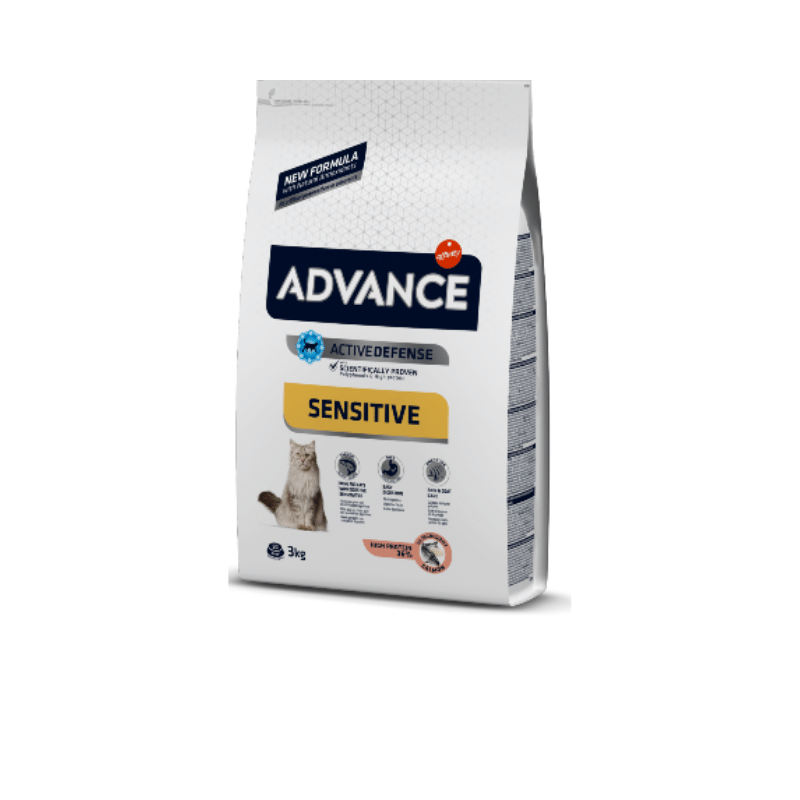 Advance Adult Sensitive Salmon & Rice