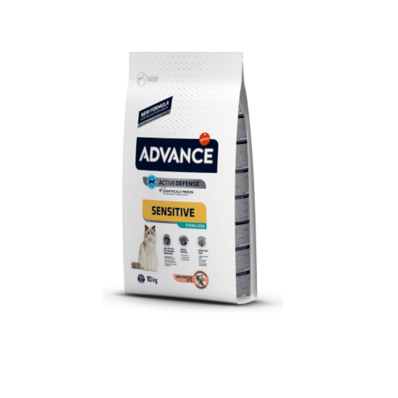 Advance Sterilized Sensitive Salmon & Barley