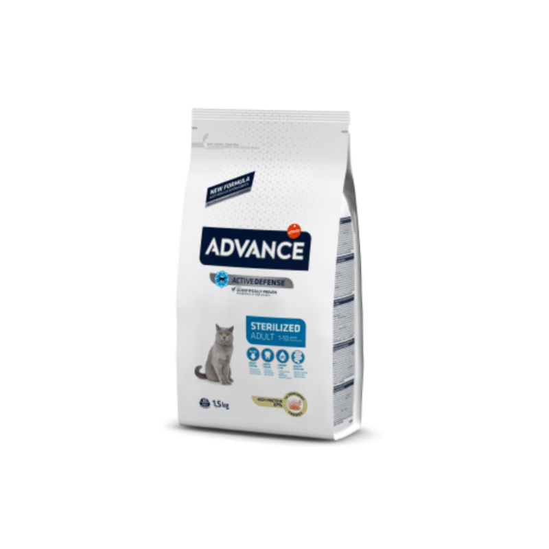 Advance Sterilized Adult Turkey & Barley