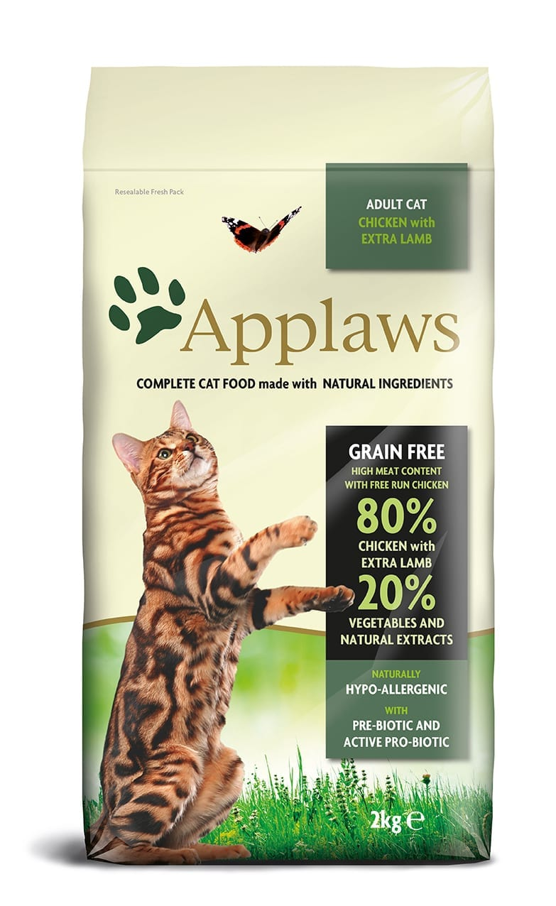 Ração para Gato Applaws Adult Chicken