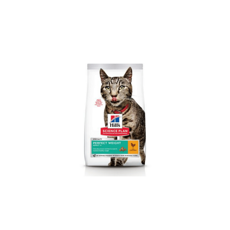 Hills Science Plan Feline Perfect Weight Adult