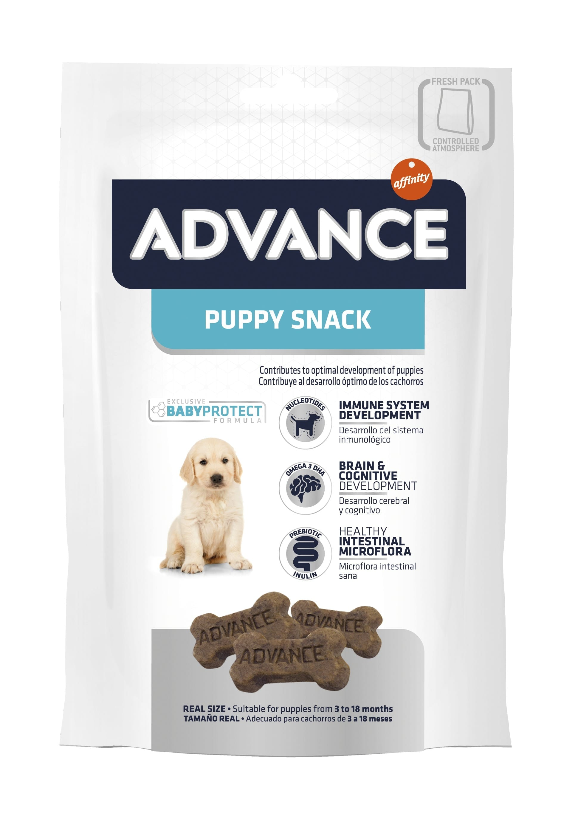 Snack para Cão Advance Puppy