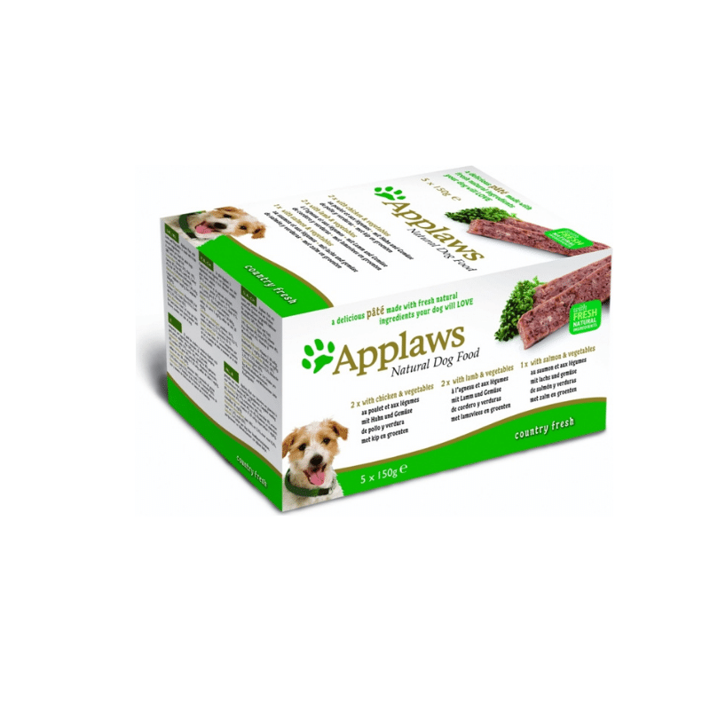 Applaws Patê para Cão Multipack