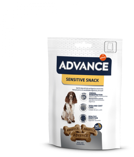 Snack para Cão Advance Dog Sensitive